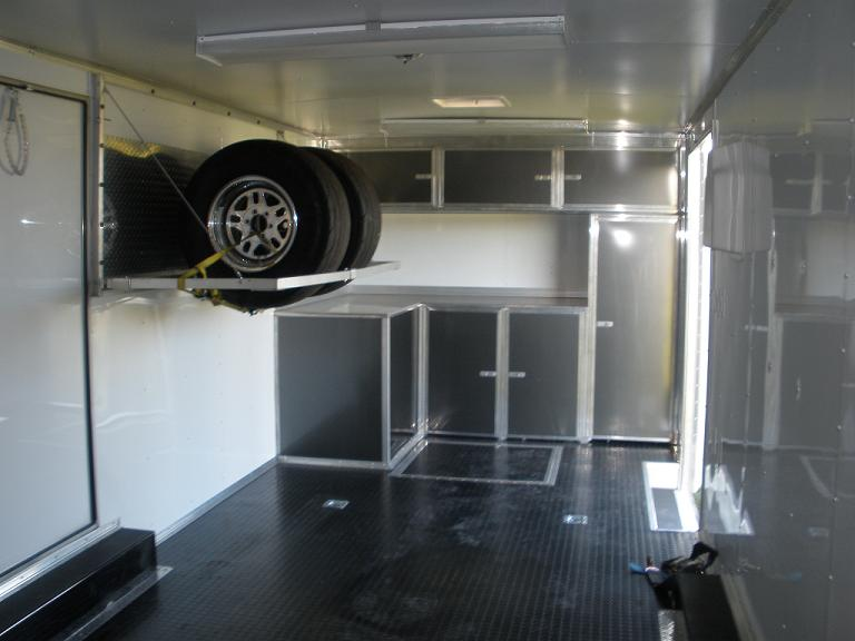 Picture Request Enclosed Trailer Interior Setups